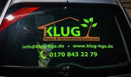 Klug - Haus und Grundstücksservice